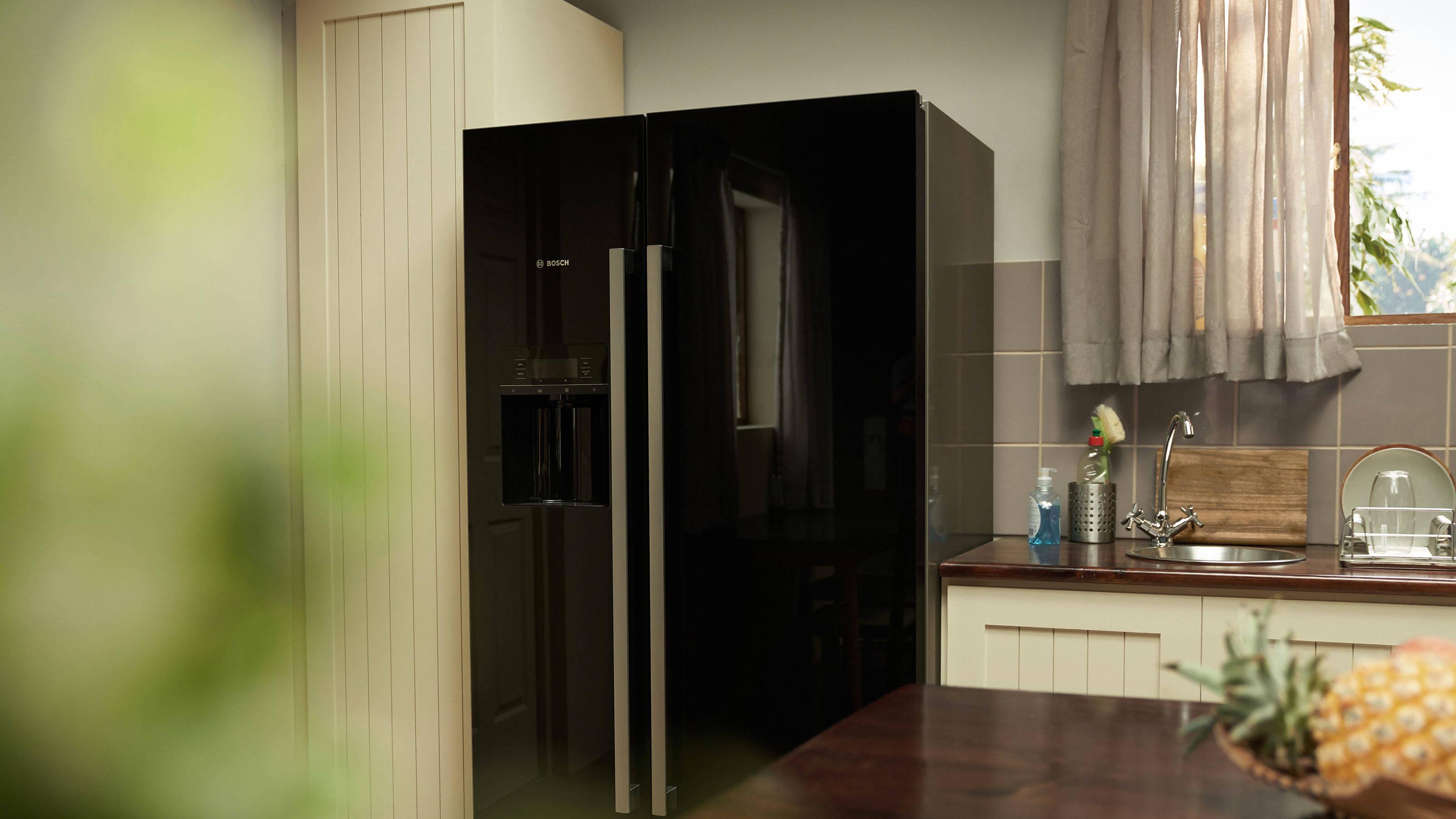 Bosch Kühlschrank Doppelt : Kühlschrank side by side bosch global
