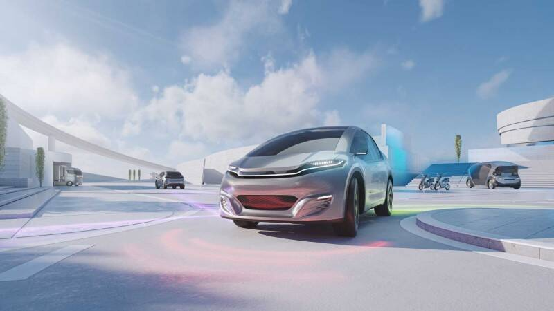 Mobility Bosch Global