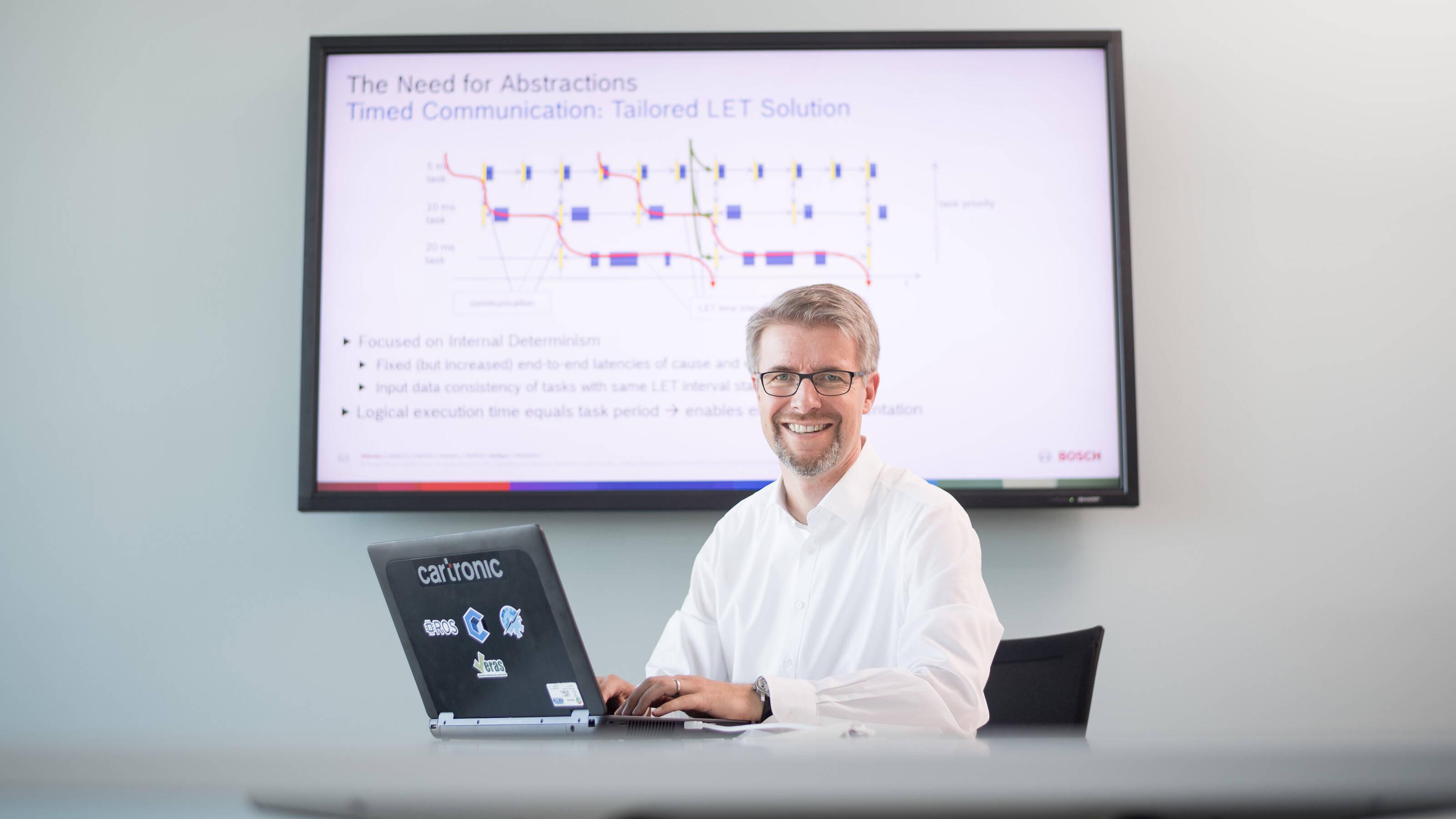 Dr Dirk Ziegenbein Bosch Global