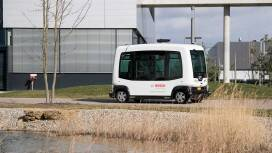 driverless transport systems