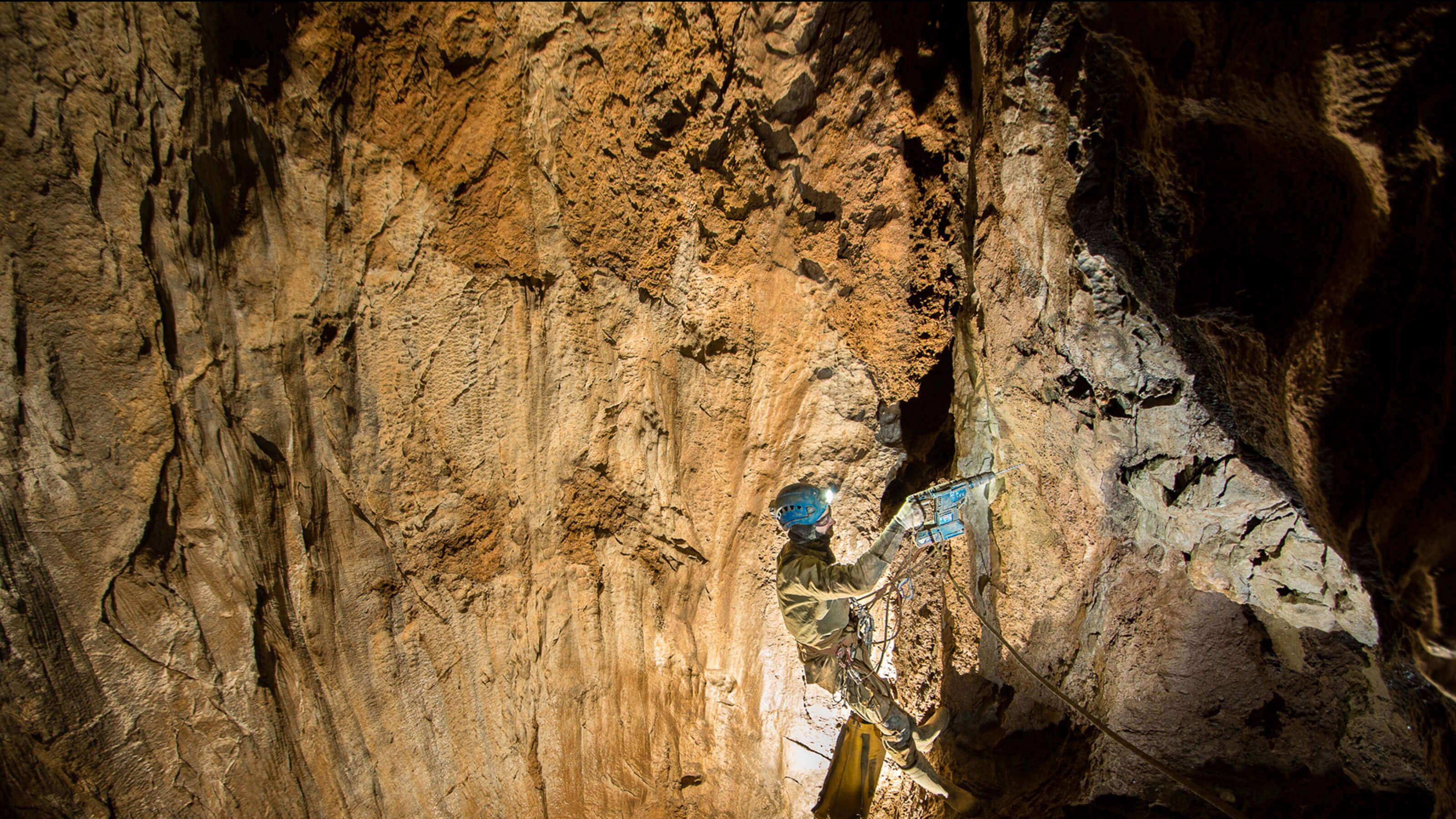cave explorers rely on bosch bosch global