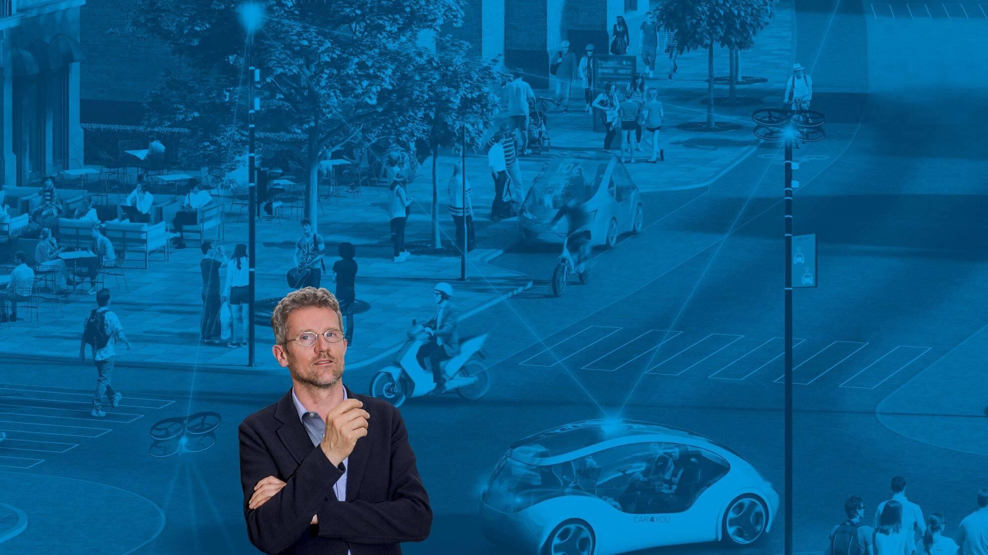 How intelligent will future transportation be?