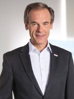 Tiến sĩ Volkmar Denner, chủ tịch hội đồng quản trị của Robert Bosch GmbH